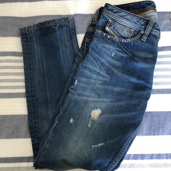 9a01e8bc Diesel Jeans | Shioner Slim Skinny | Poshmark